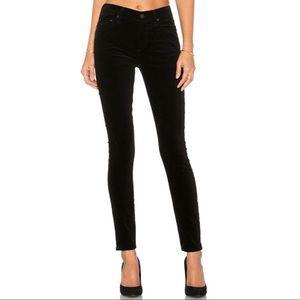 Citizens of Humanity Avedon Velvet Skinny Jeans